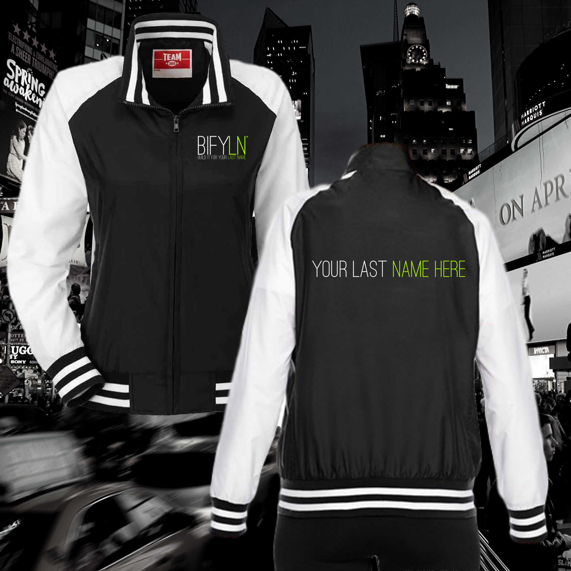 LEGACY JACKET LADIES