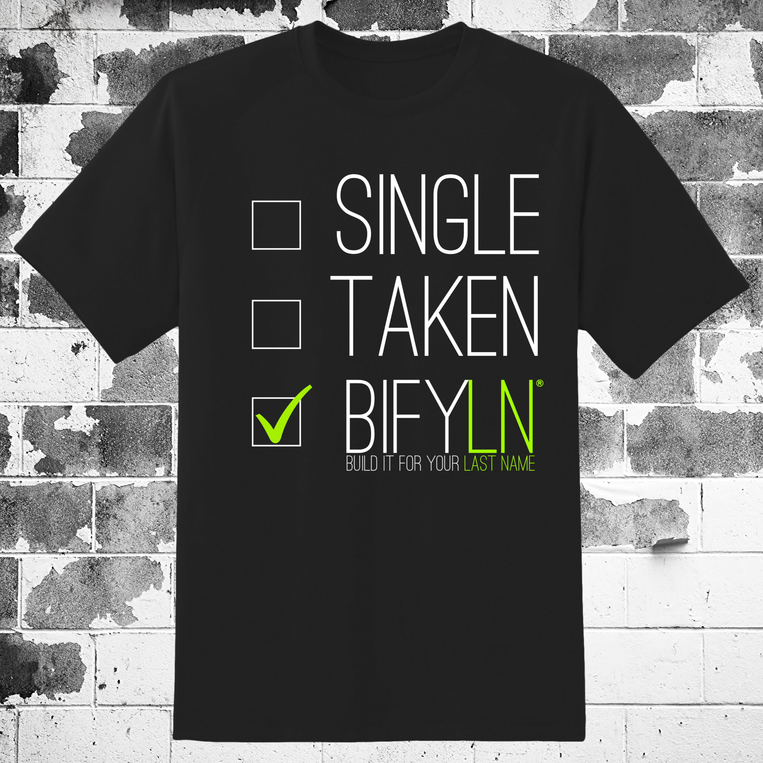 SINGLE TAKEN TSHIRT