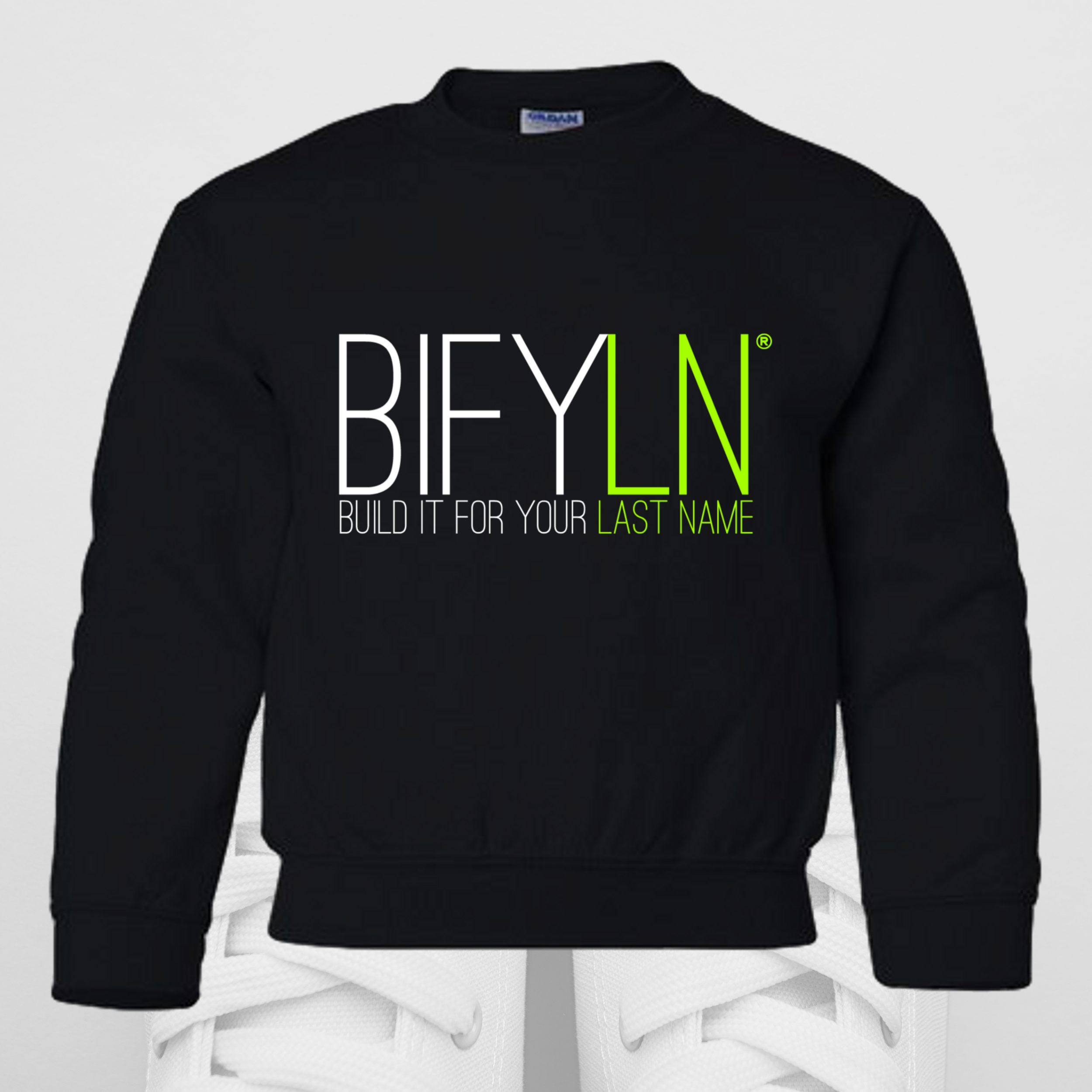 BIFYLN YOUTH SWEATSHIRT
